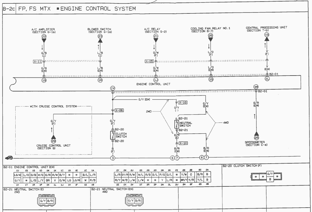 telecaster 4 way switch diagram 1998 ford ranger 4x4 wiring 02 mazda 626 diagrams schematic for cyl ecu 1993 2002 2l i4 mazda626 net forums 1996