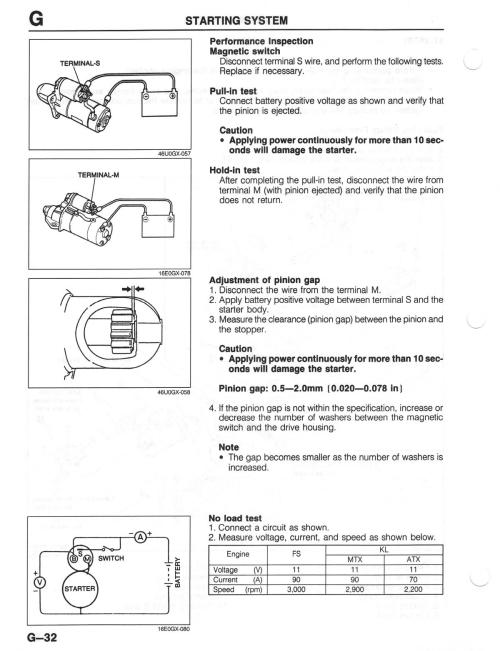 small resolution of 1996 626 ignition switch wiring 1993 2002 2l i4 mazda626 net rh mazda626 net mazda 626 parts catalog mazda 626 radio wiring diagram