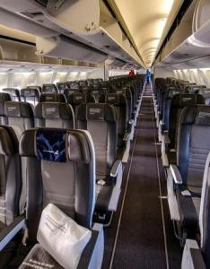 Seven abreast economy seating also photos icelandair  enter service this month iceland monitor rh icelandmonitor mbl