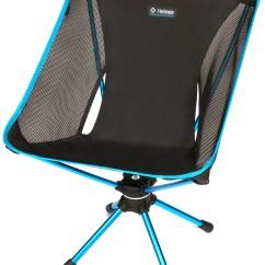 Big Agnes Helinox Chair Leather Easy Swivel