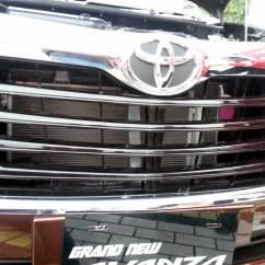 Aksesoris Grand New Avanza 2017 Harga Velg Oem Veloz Grill Terlalu Besar Diklaim Jadi Kelemahan Toyota Baru