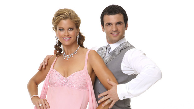 Kathy Ireland & Tony Dovolani -- Image via ABC.com