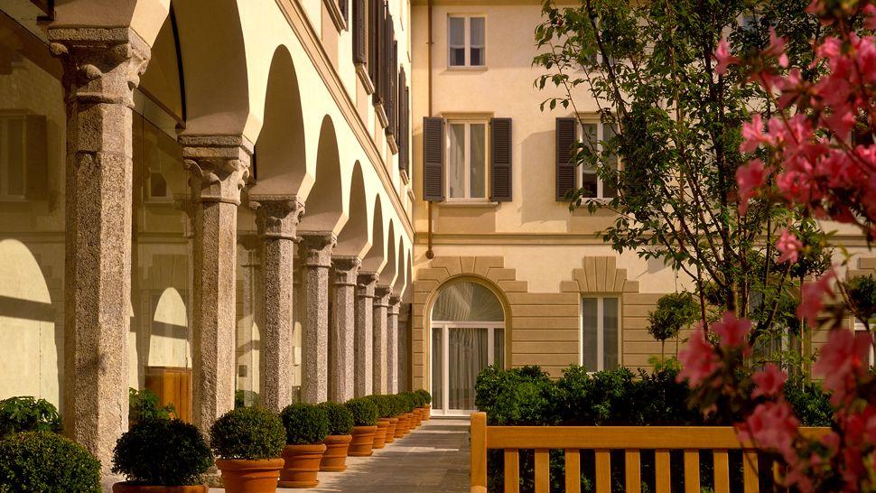 Four Seasons Hotel Milano Lombardy Italy