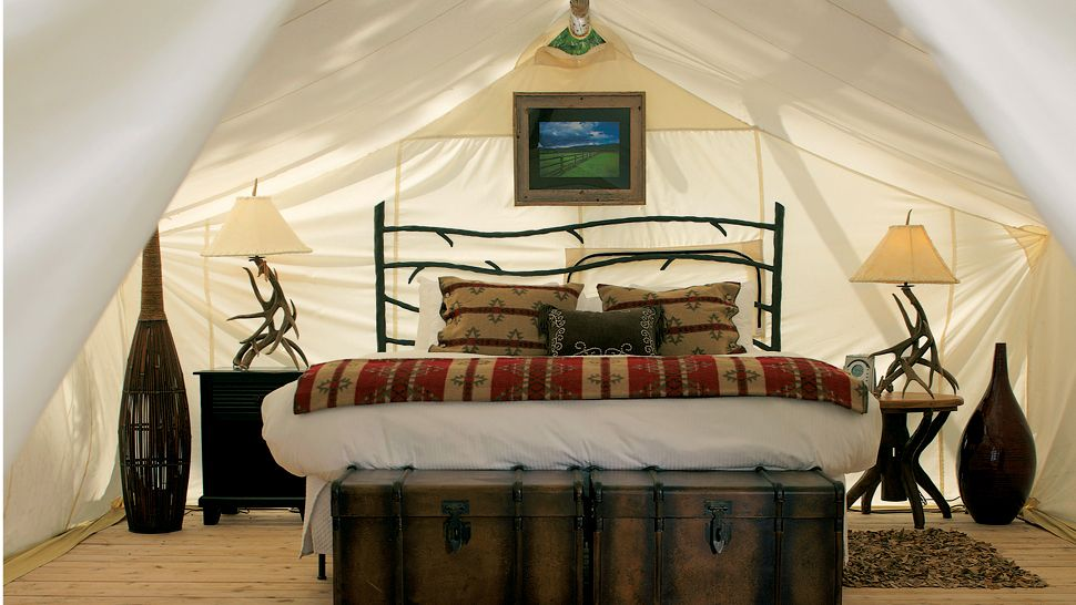 LETS STAY Cool Tent Home Tent Bedroom Ideas