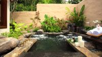 Backyard Design With Jacuzzi