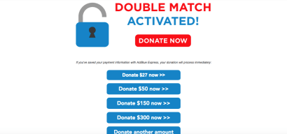 Unlocking the Truth about 'Matching' Fundraising Emails - 웹
