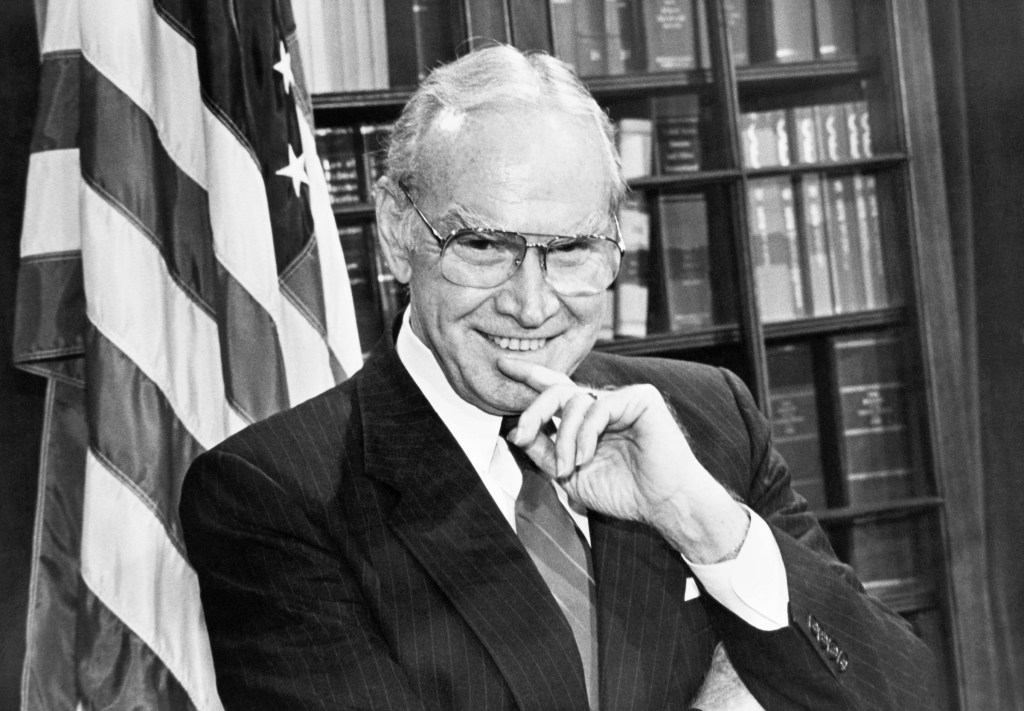 Speaker of the House Rep. James Claude Wright, D-Tex., House of Representatives Member. (CQ Roll Call File Photo)