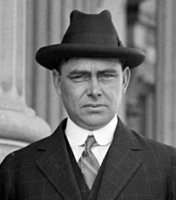 Joseph William Martin, Jr., US Representative from Massachusetts was 44th Speaker of the House. (Wikimedia Commons)