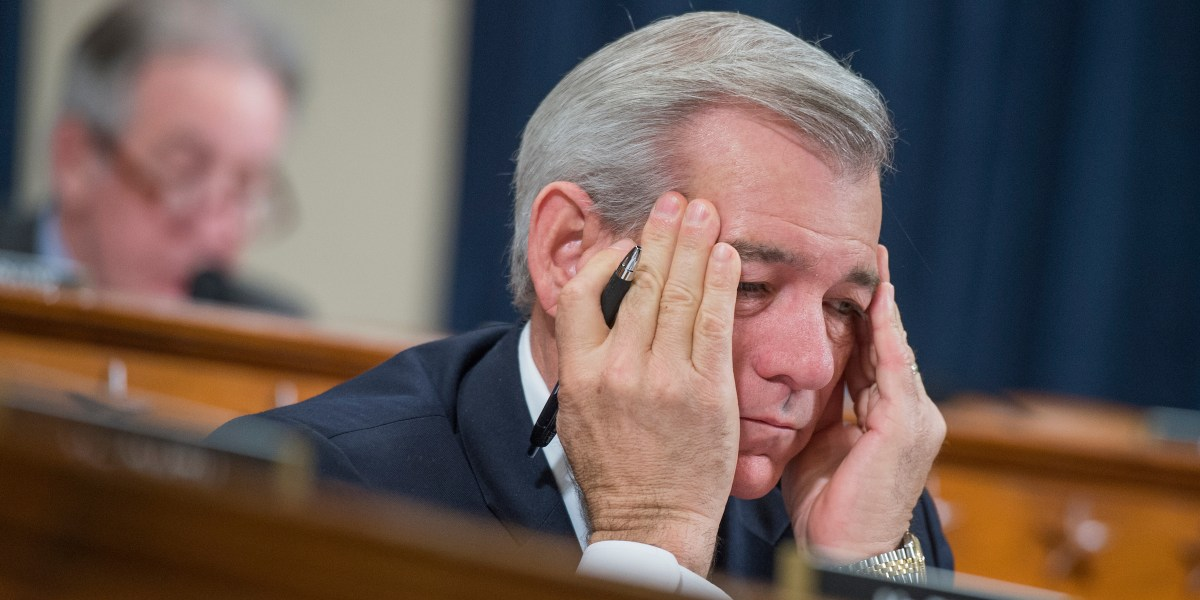Ethics Panel Announces Investigation Into Rep. Schweikert and Chief of Staff - Roll Call