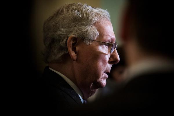 Senate Formally Begins Consideration Of Kavanaugh Nomination