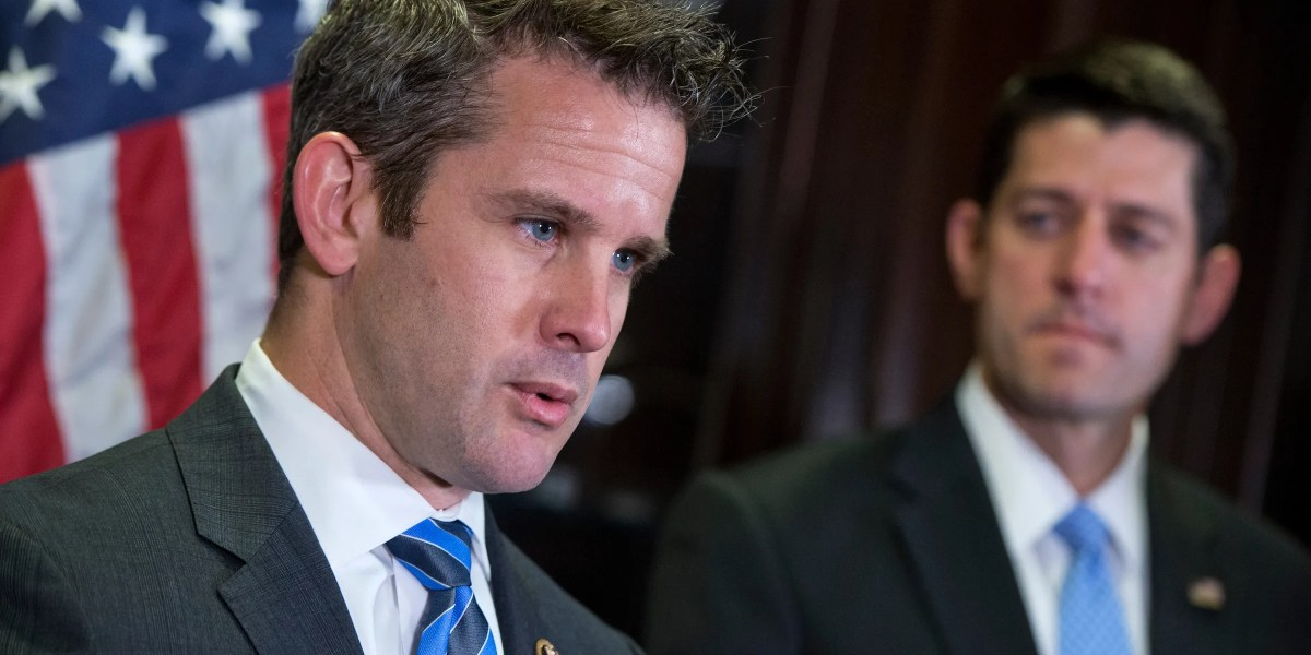 Paul Ryan Aide, Rep. Adam Kinzinger Received Steele Dossier Early, Court Documents Show - Roll Call