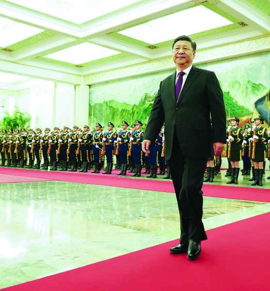 Chinese President Xi Jinping  (Andrea Verdelli/Getty Images)