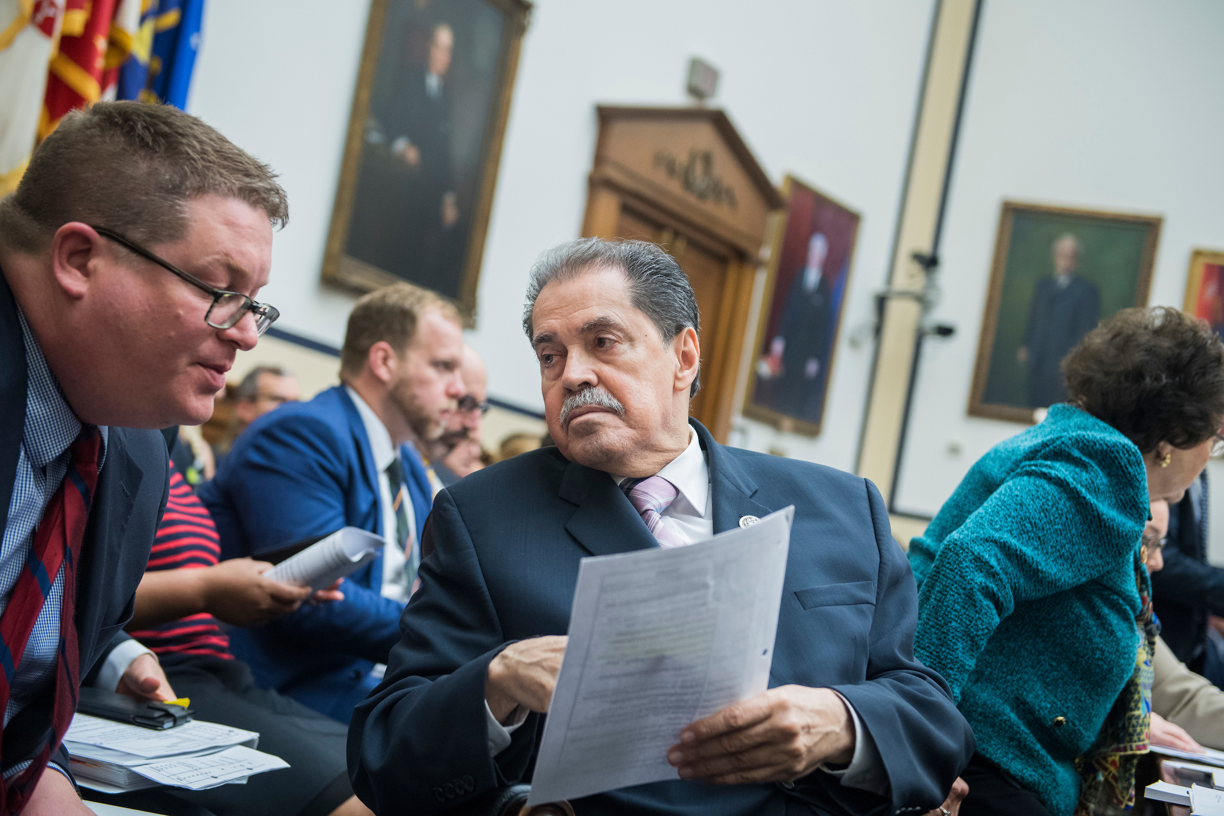 New York Rep. José Serrano has Parkinson's, won't seek re-election ...