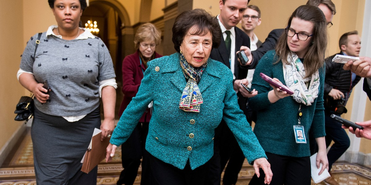 Lowey to discuss earmarks with freshman, at-risk Democrats - Roll Call