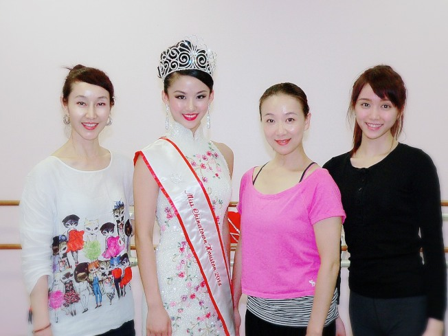 〈臺前幕後〉2018美國華裔小姐冠軍 李思佳 機智是奪冠關鍵 - 世界新聞網