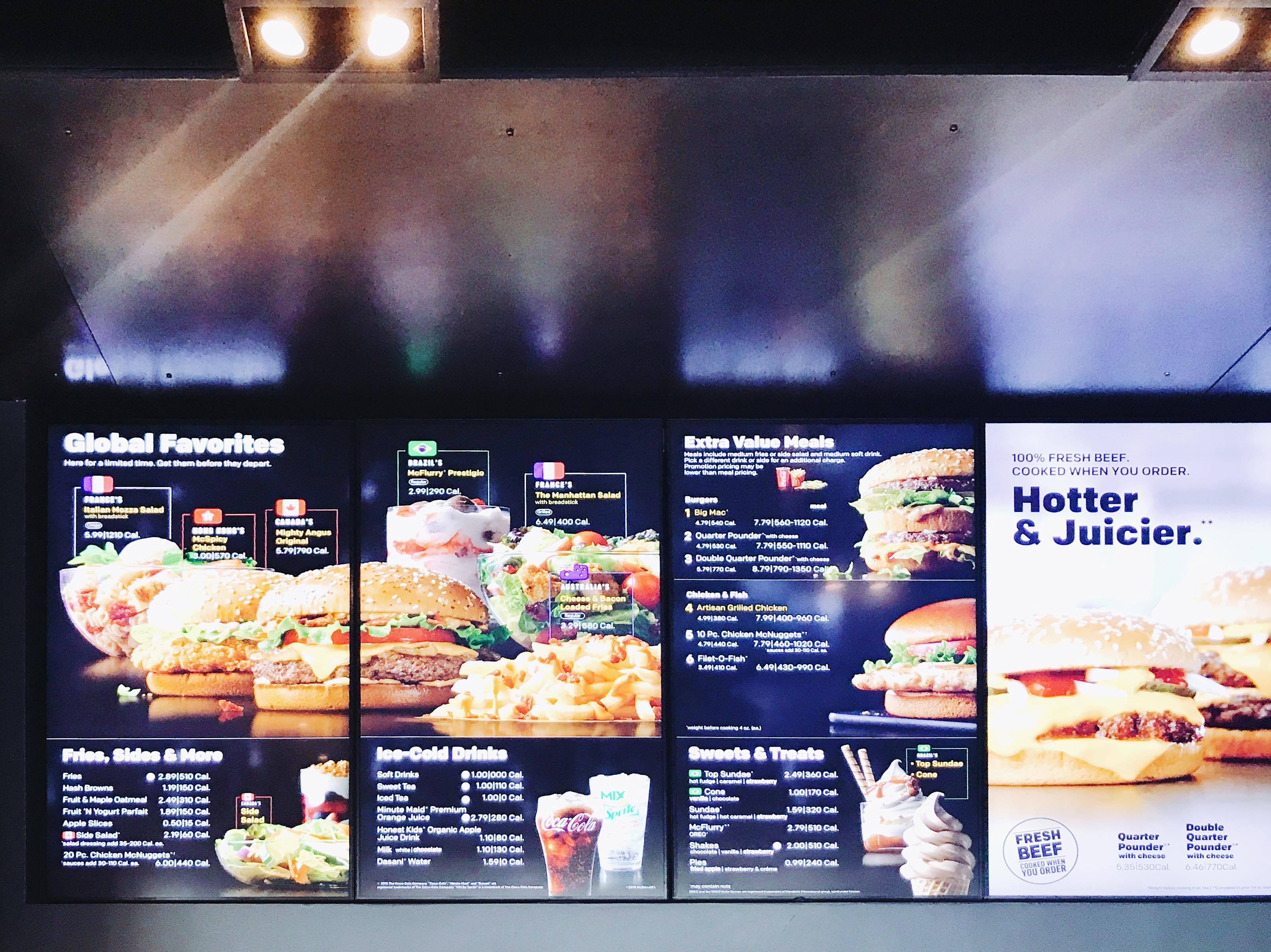 全美第一家 麥當勞推「環球菜單」首批就有中國式辣雞 - 世界新聞網