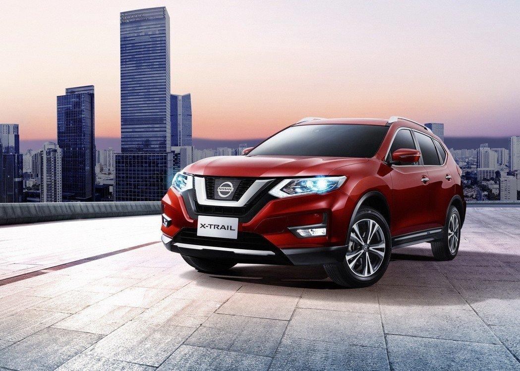 全球最暢銷SUV!全新改款NISSAN X-TRAIL預售起跑 - 世界新聞網