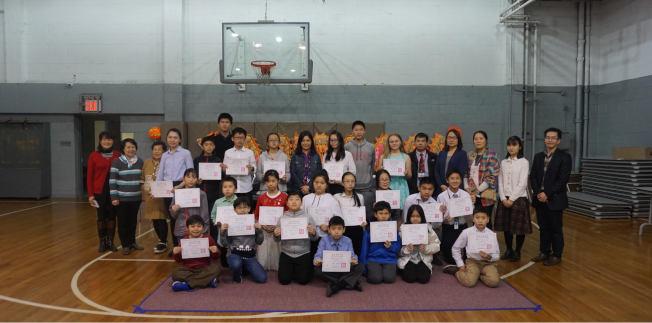僑校講故事比賽 56名學生話「感恩」 - 世界新聞網