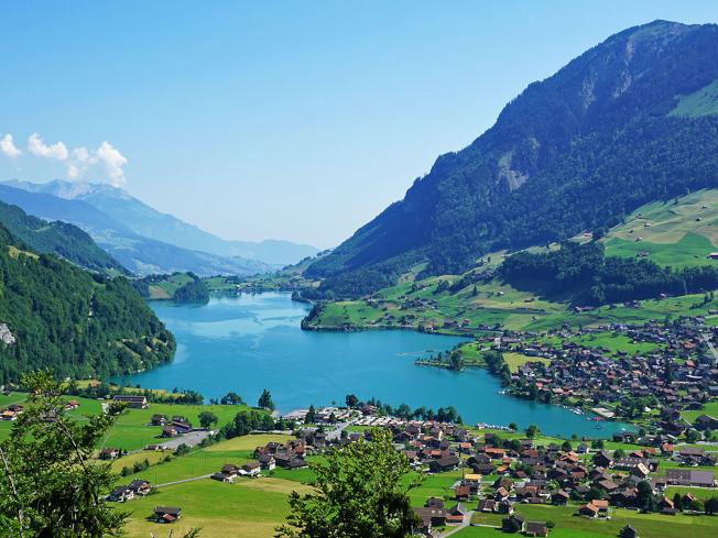 旅遊   阿爾卑斯山 火車之旅 - 世界新聞網