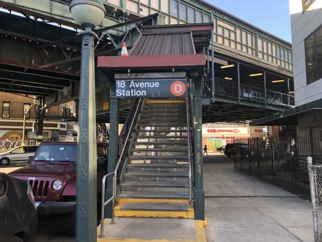 布碌崙18大道地鐵站 MTA將設電梯 - 世界新聞網