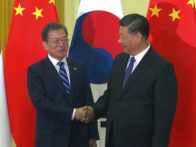 5年來第1次 習近平明年將訪南韓 - 世界新聞網