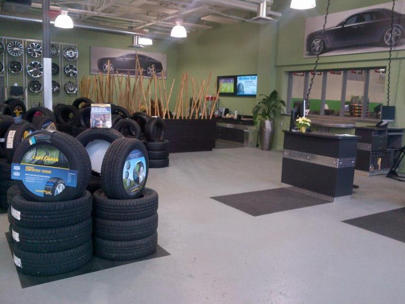 Xtreme Tire Garage  Mississauga ON  1044 Rangeview Rd