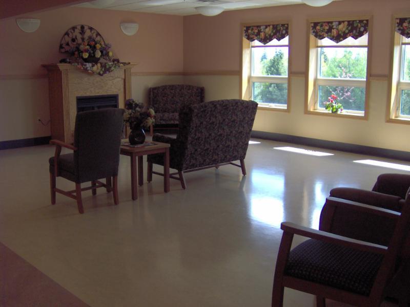 Quality Improvement Nursing Homes