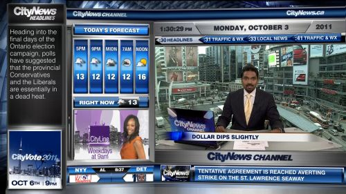 Citytv gets 247  Media in Canada
