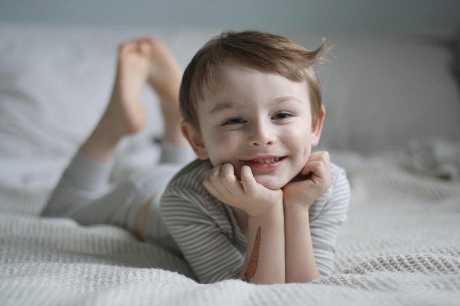 3 year old baby have a single grey strand on head  MediMetry  Consult Doctor Online