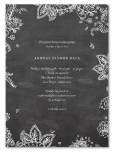 Inviti Per Cena Di Gala 3 Esempi E Qualche Trucco