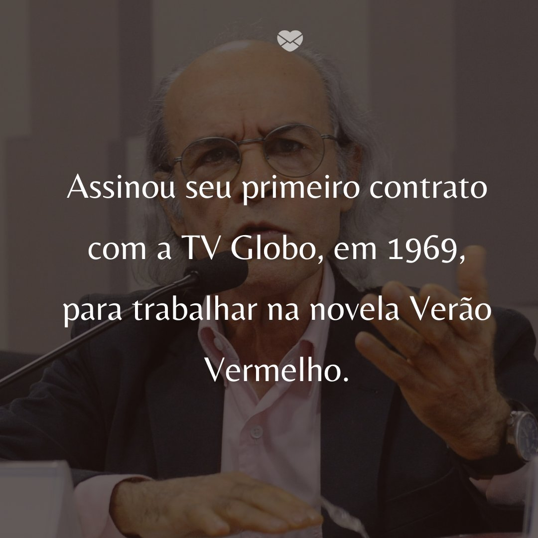 Osmar Prado 50 Melhores Atores Da Rede Globo Celebridades