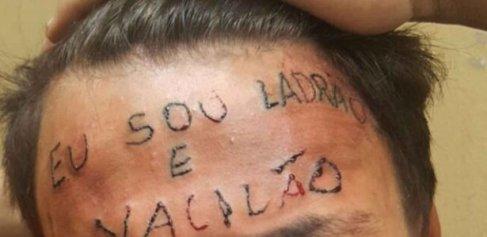 10. Foi roubar, mas acabou tatuado - Crimes que deram errado - Listas e curiosidades