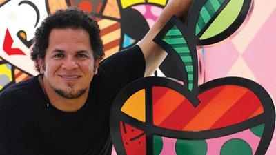 Frases De Romero Britto Um 237 Cone Do Pop Art