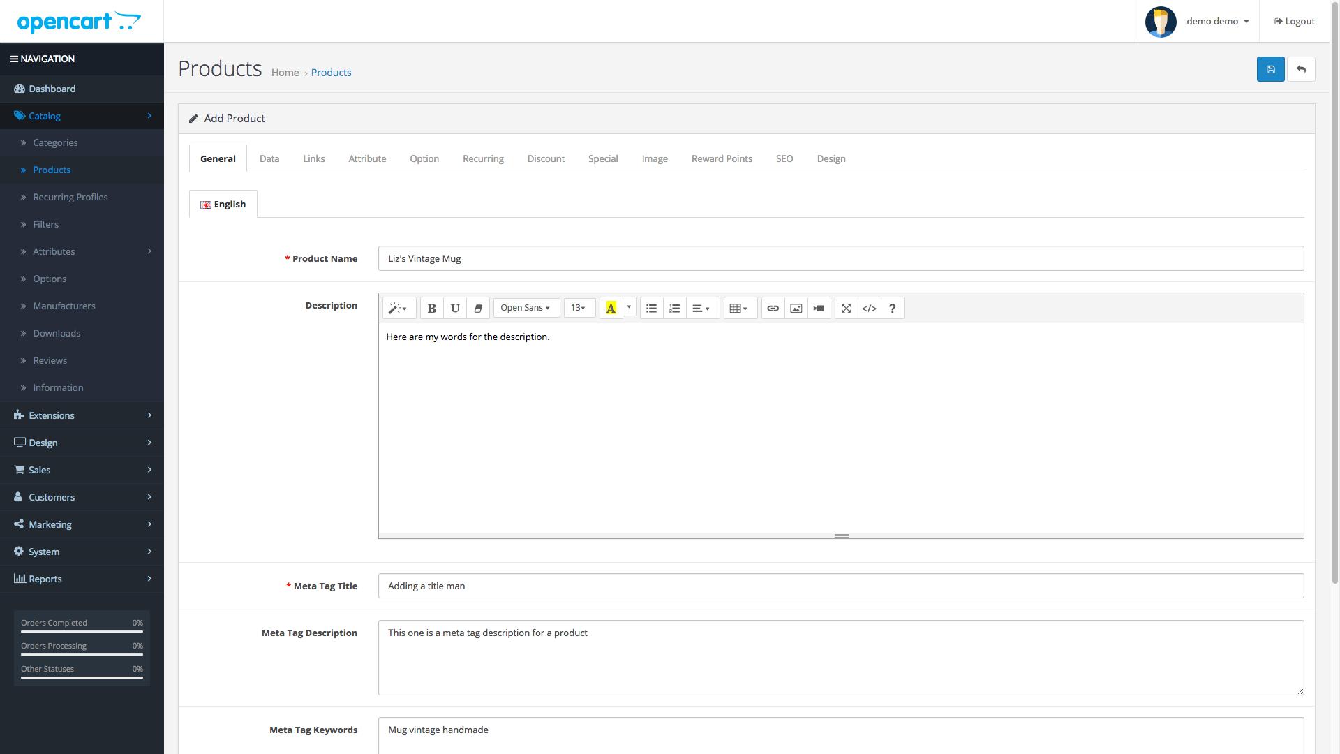 opencart add a product 518 | Website Builder |  - opencart add a product 518 - OpenCart Review
