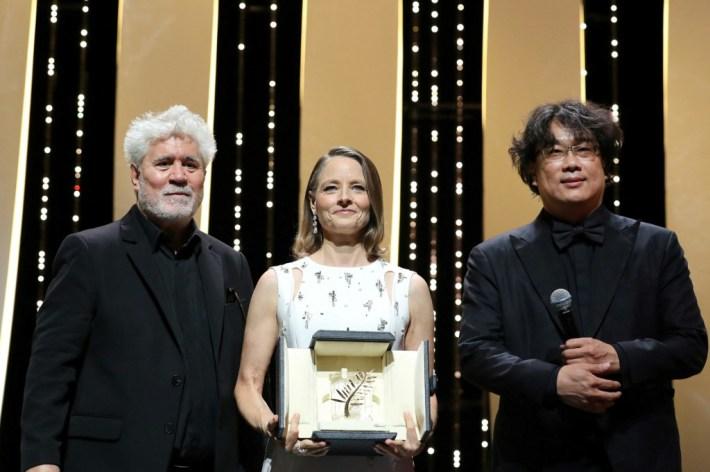 The 74th Festival de Cannes is open!