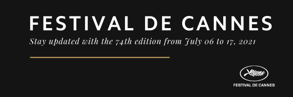 Stay update with the Festival de Cannes