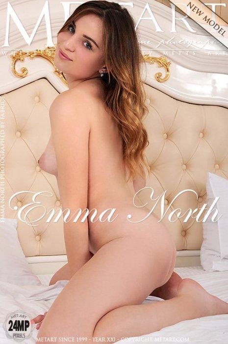 MetArt – Emma North – Presenting Emma North 01/23/2020