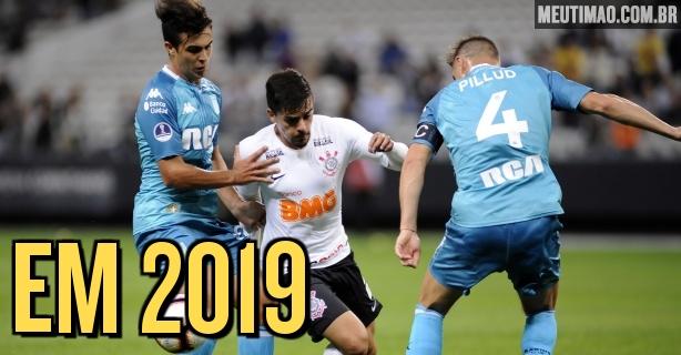 Corinthians tem apenas cinco jogadores remanescentes da última estreia na Sul-Americana