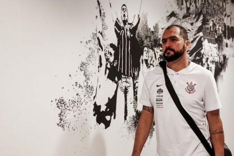 Iniciar a carreira aqui é uma honra', diz Danilo após ser anunciado como técnico do Sub-23 do Timão