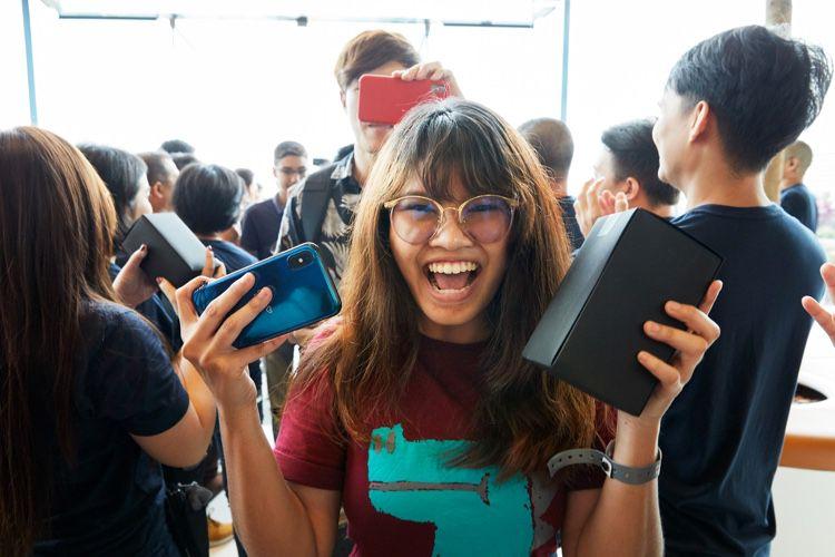 Apple fait plus d'efforts pour vendre les nouveaux iPhone