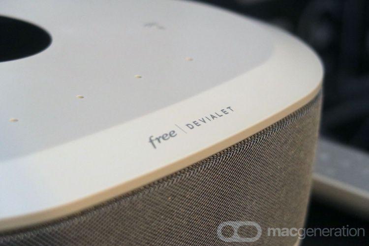 Freebox Delta : du gros son signé Devialet pour trôner au milieu du salon