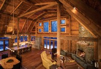 Barn Raising: A Minneapolis Familys Vacation Home on Lake