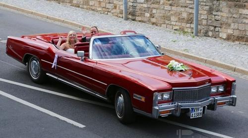 Hochzeitsauto gnstig mieten in Erfurt  mietmeilede