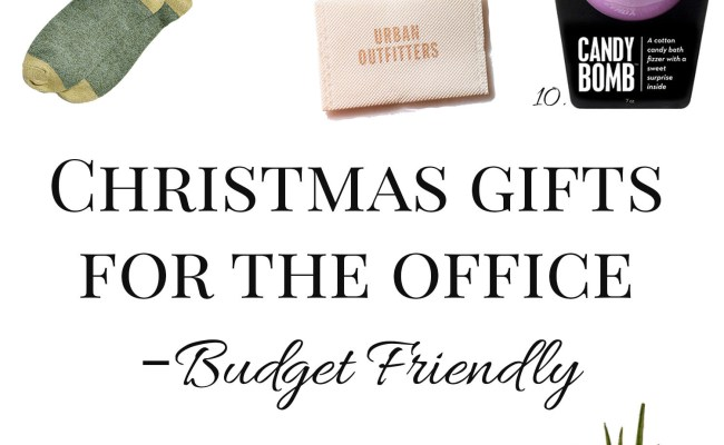 Christmas Gifts For The Office Under 15 Be You Very Well