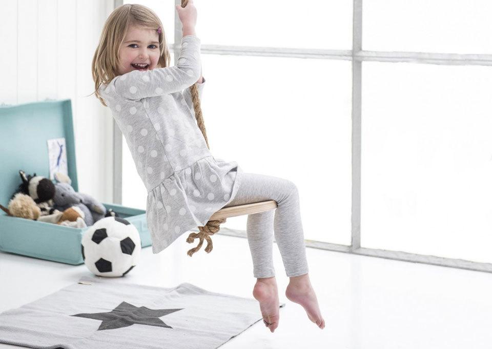 Schommel in kinderkamers  inspiratie en tips  MiniMenl