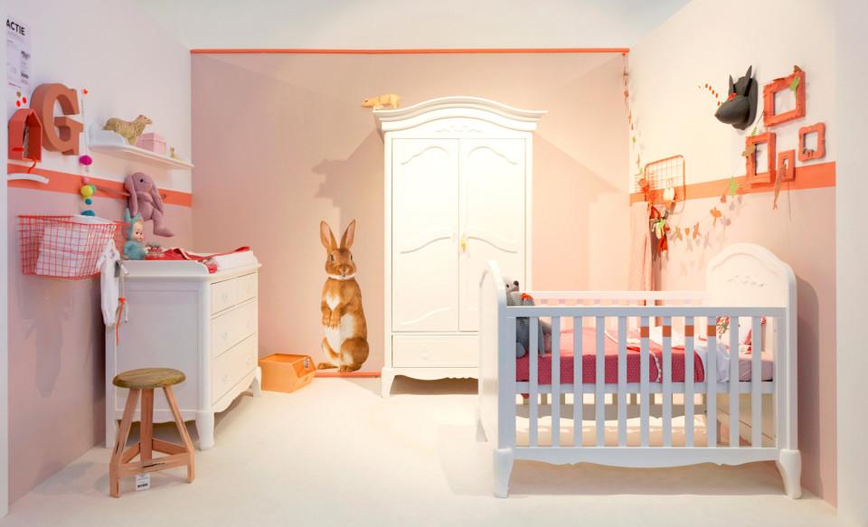 interesting roze babykamers inspiratie voor subtiele roze
