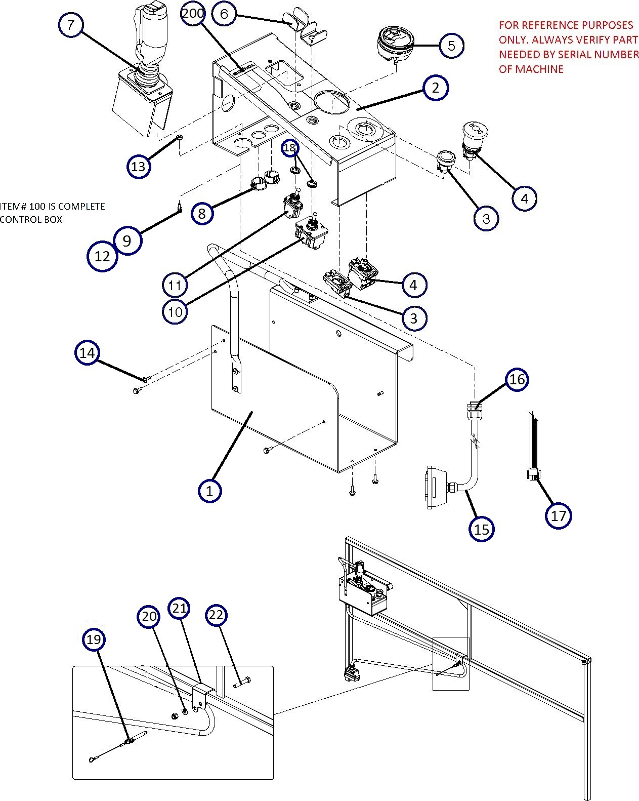 Skyjack Sjiii Scissor Lift Parts