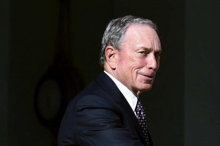 Michael Bloomberg ile ilgili görsel sonucu