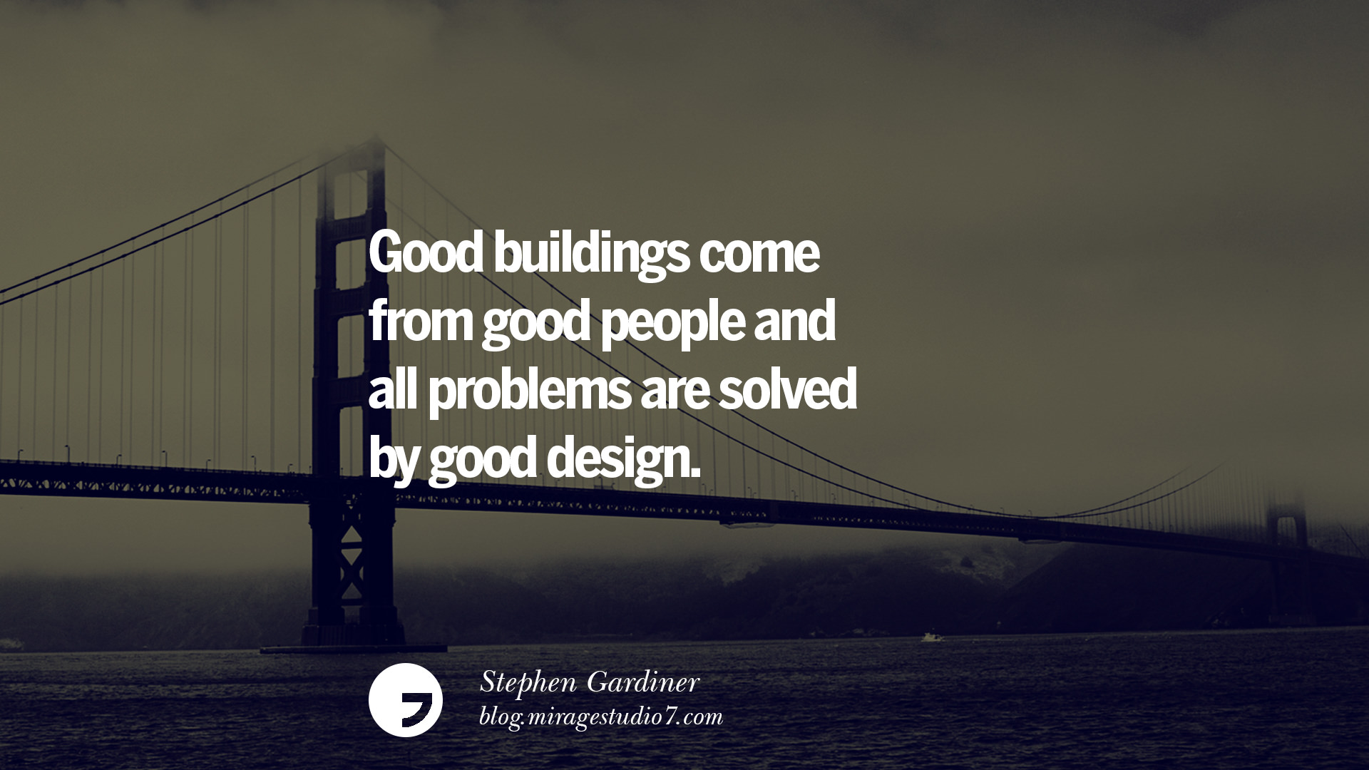 28 inspirational architecture quotes