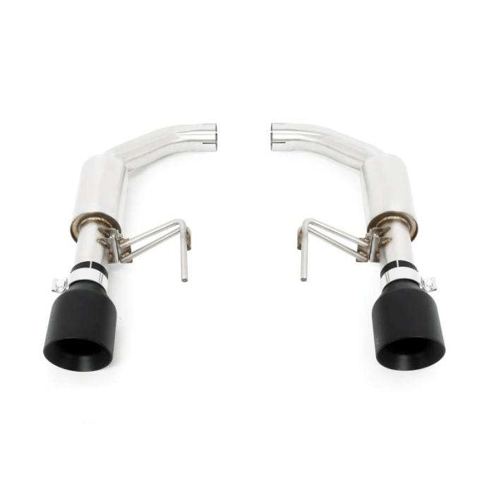 pro axleback exhaust fits ford mustang gt 2015 2017